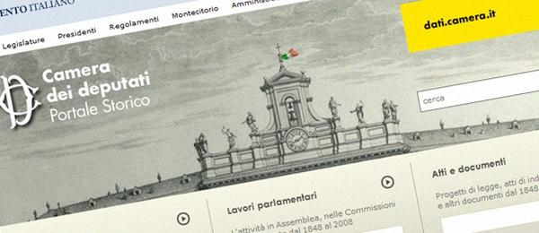 storia del parlamento italiano filosofia storia