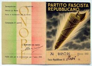 Partito fascista repubblicano